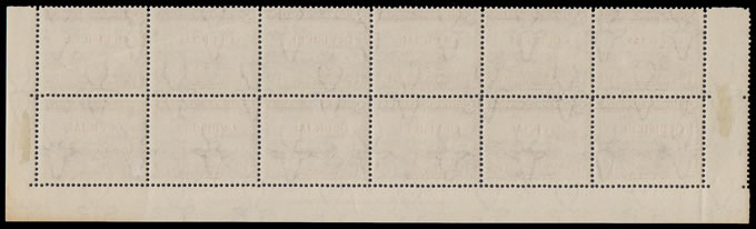 "SOUTH WEST AFRICA OFFICIALS 1938 1½D ""I"" FOR ""L"" IMPRINT - Click Image to Close"