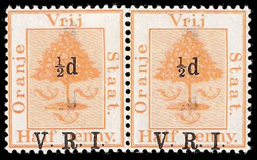 ORANGE FREE STATE 1900 VRI SG112 ½D ON ½D TRANSPOS