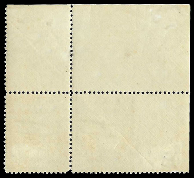 South Africa 1925 9d Airmail Stamp Imperf at Left F/M, Rare