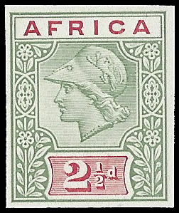 South Africa 1894 De La Rue Africa Essay Superb UM