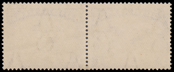 SOUTH AFRICA 1930 1/- WITH MISPLACEMENT OF CENTRE VIGNETTE